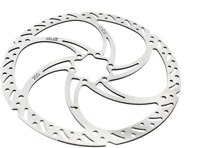 Trickstuff Dächle Brake Disc 6-hole, silver